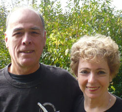 Sifu David Crowe and Sifu Kathy Crowe